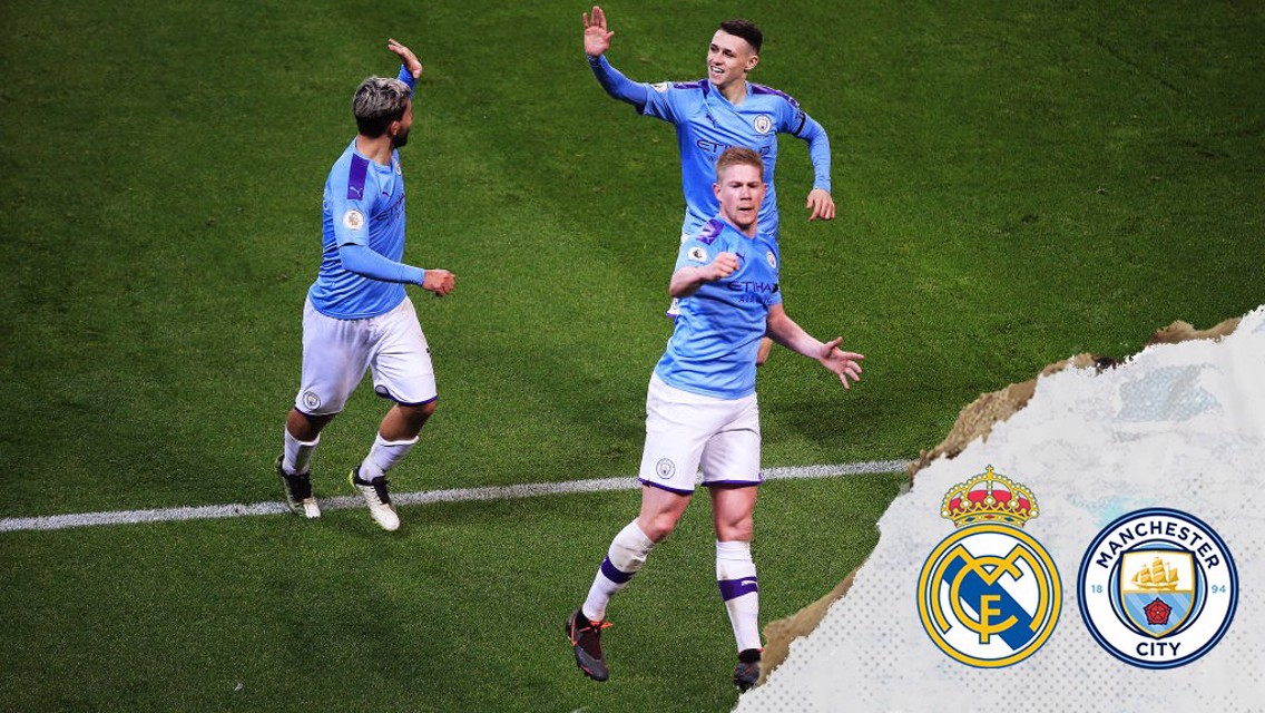 'Madrid know City could be unstoppable'