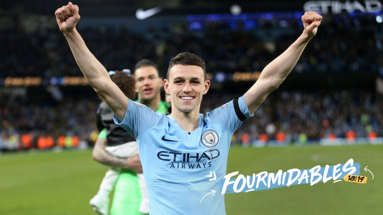 RISING STAR: Phil Foden.