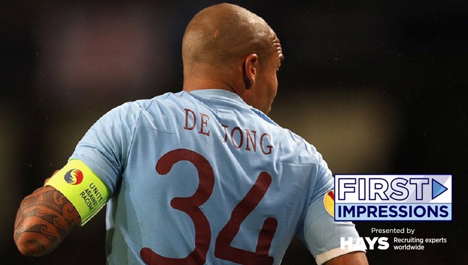Nigel de Jong: The Enforcer