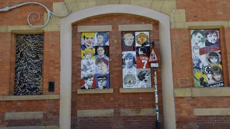 Mosaic artist Mark Kennedy and his journey so far...