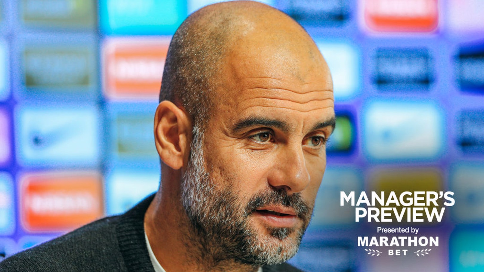 PREVIEW: Pep Guardiola.