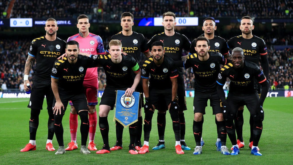 Heroes... : City line-up...