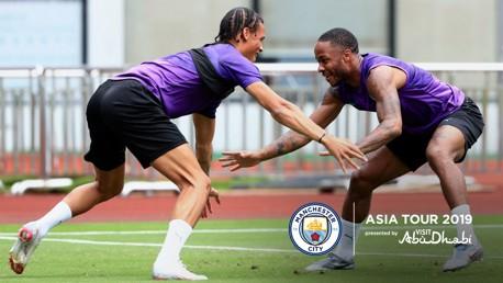 TEAM NEWS: City face Wolves in Shanghai