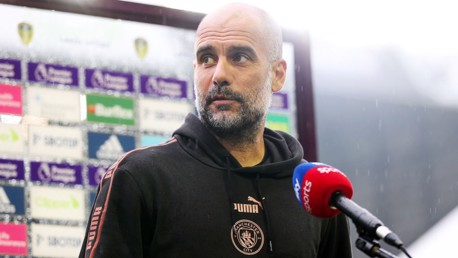 Guardiola: Dias 'outstanding' on debut