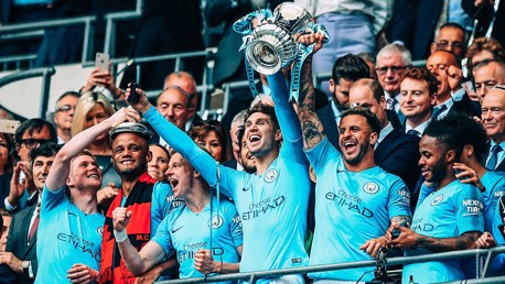 FOURMIDABLES: The FA Cup is coming back to the Etihad!