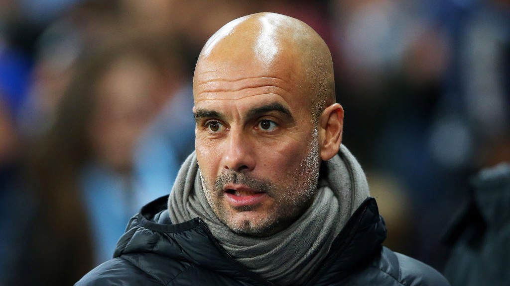 CALM BEFORE THE STORM : Pep