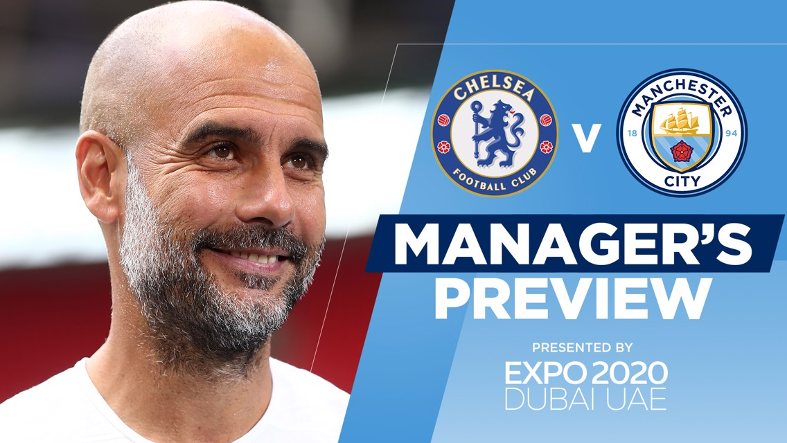 Chelsea v City: Guardiola unsure of World Cup impact