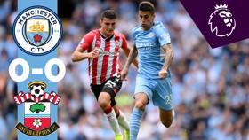 City 0-0 Southampton: resumen breve