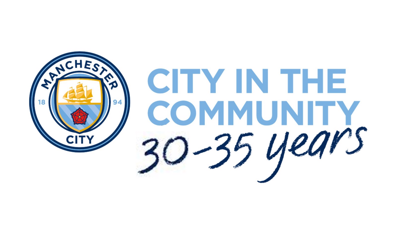 City In The Community: From 30 to 35...