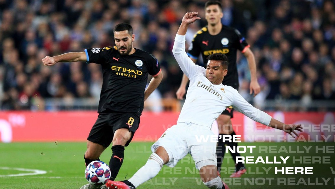 Txiki Begiristain: City not looking beyond Real Madrid