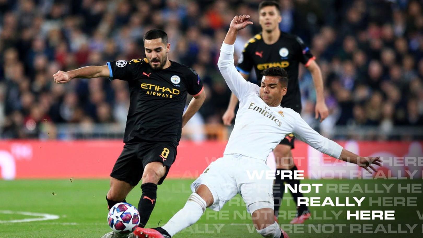 Txiki Begiristain: City not looking beyond Real Madrid