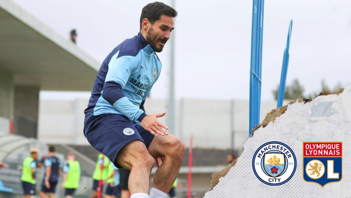 Ilkay Gundogan: One-legged ties more difficult