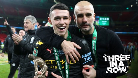 Guardiola full of praise for Foden