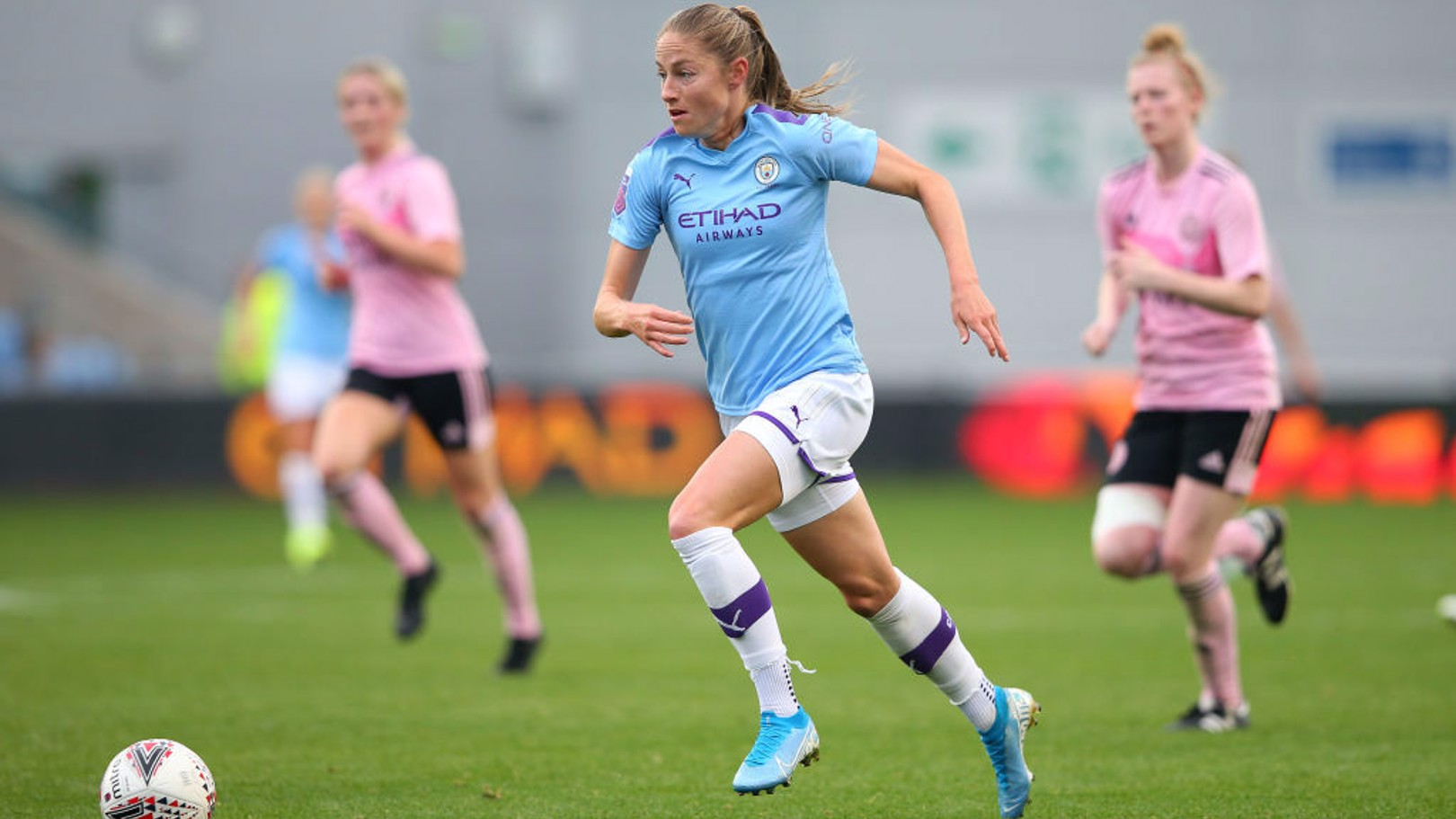 TEAM PLAYER: Cushing praised Beckie's willingness to help the team.
