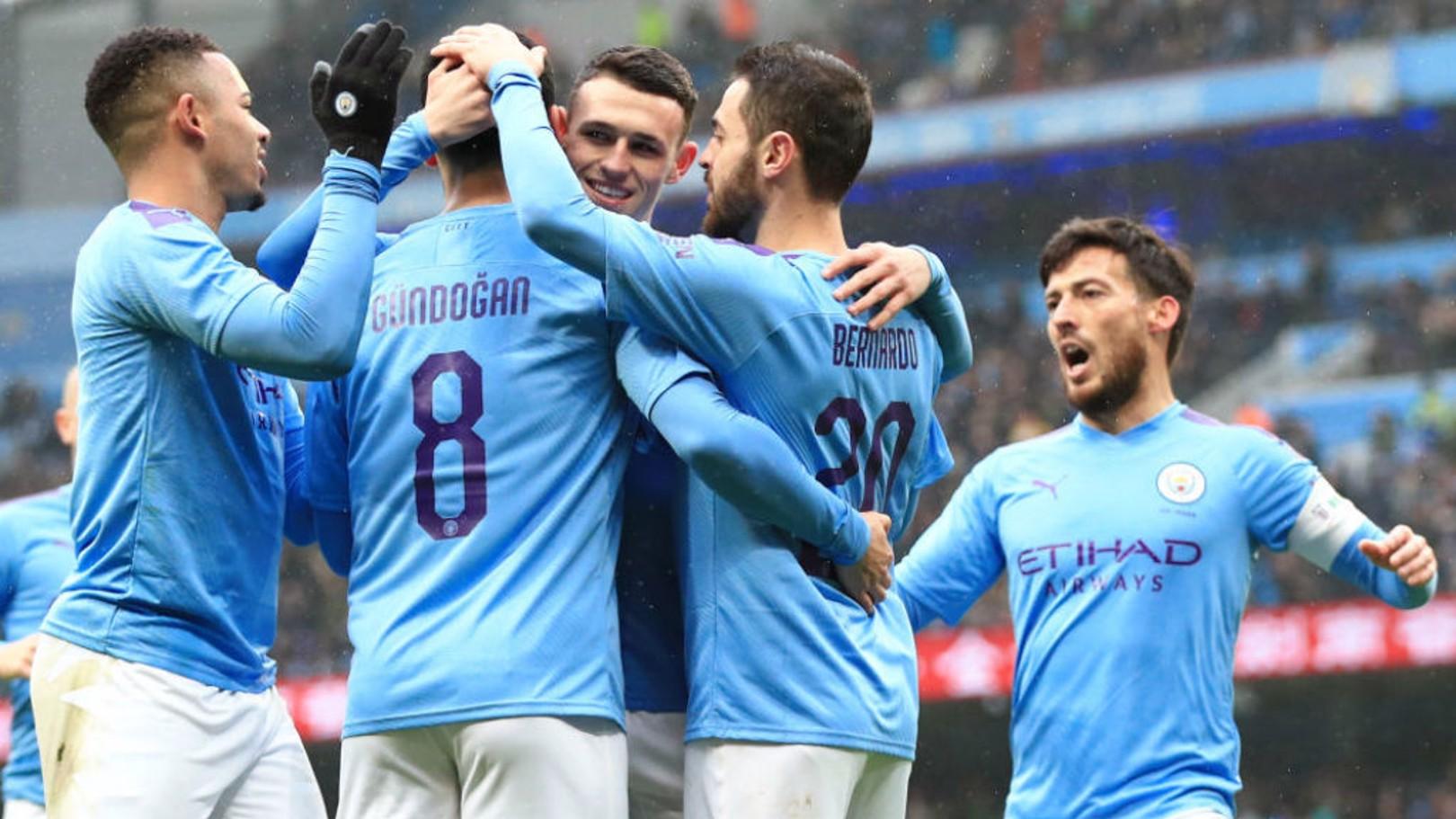 City Memasukkan Revisi Skuad Di Liga Primer