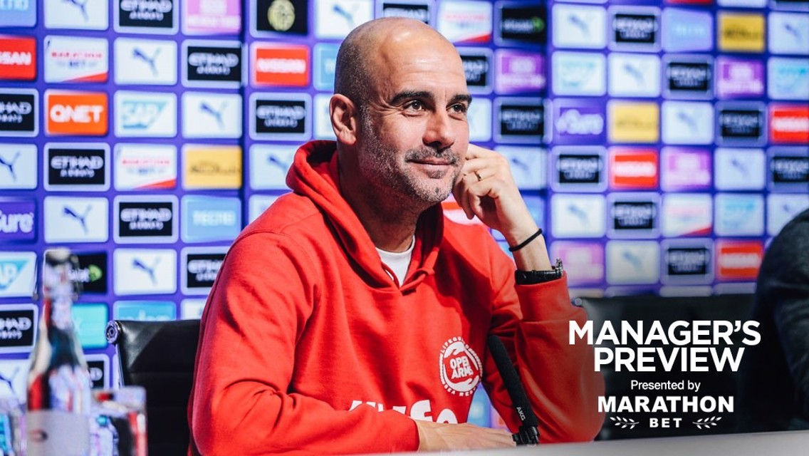 Guardiola: I'll let players decide on penalties