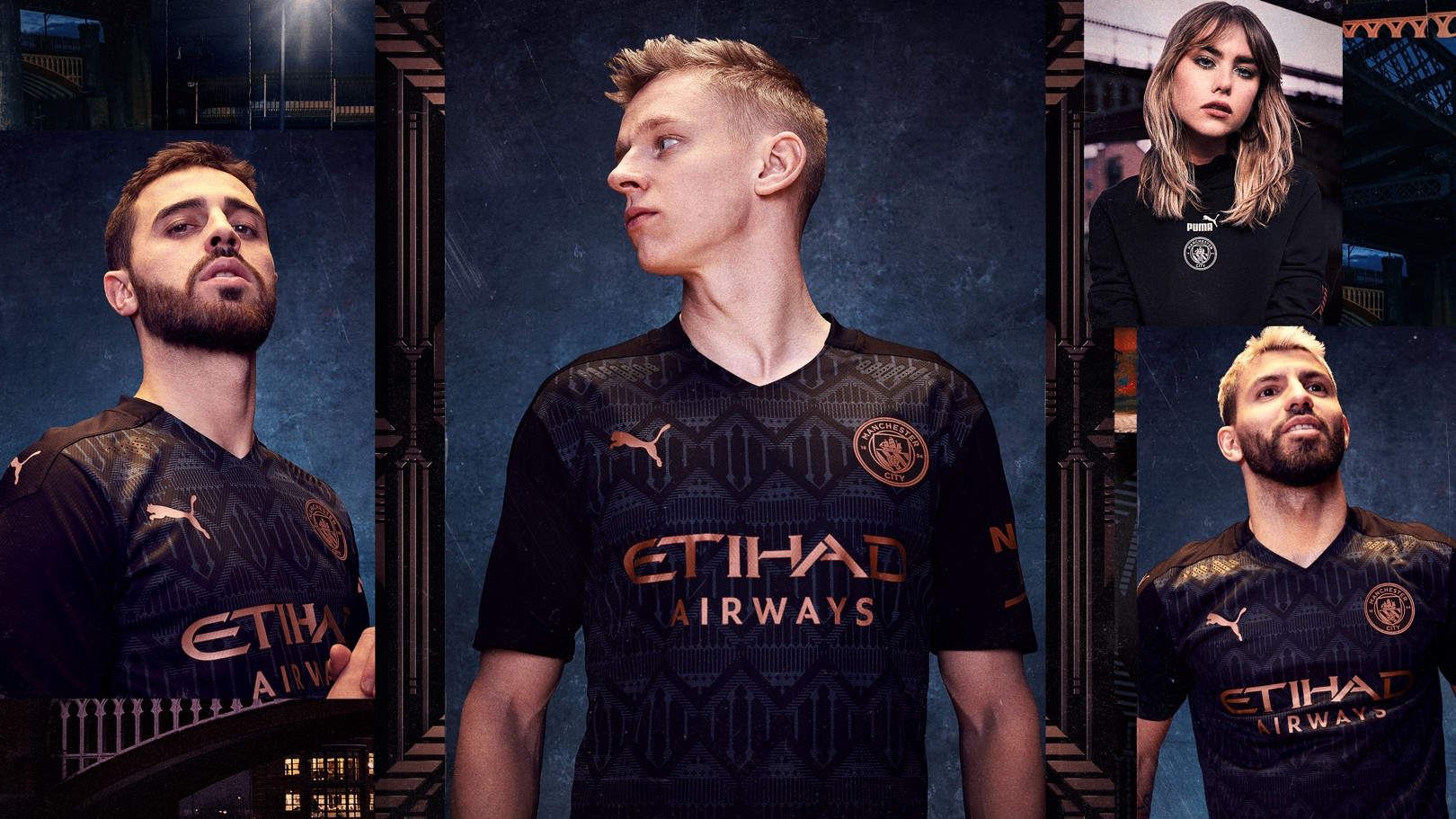 PUMA and City launch 2020-21 away kit