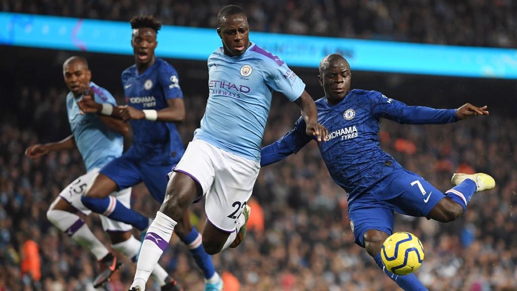 City edge Chelsea in enthralling encounter
