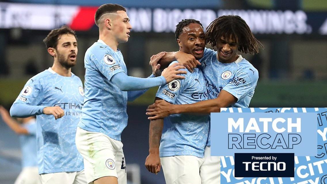 Arsenal match recap: Sterling, stats and Shaun Goater's best bits