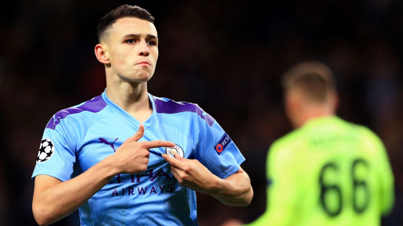 Foden and Walker start as City make four changes