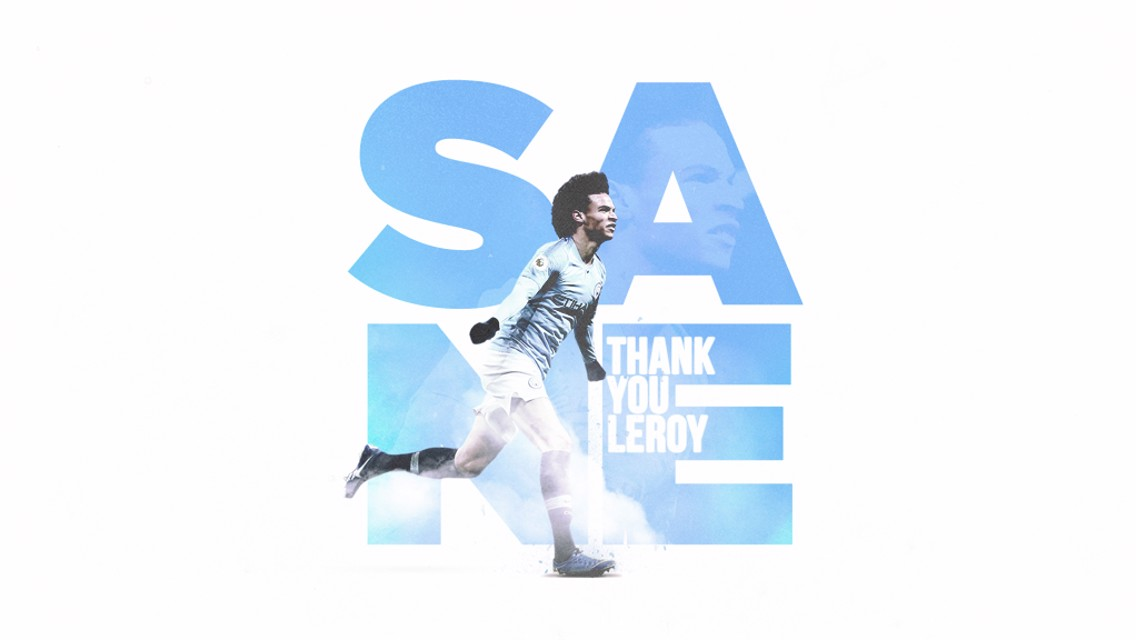 Leroy Sane joins Bayern Munich