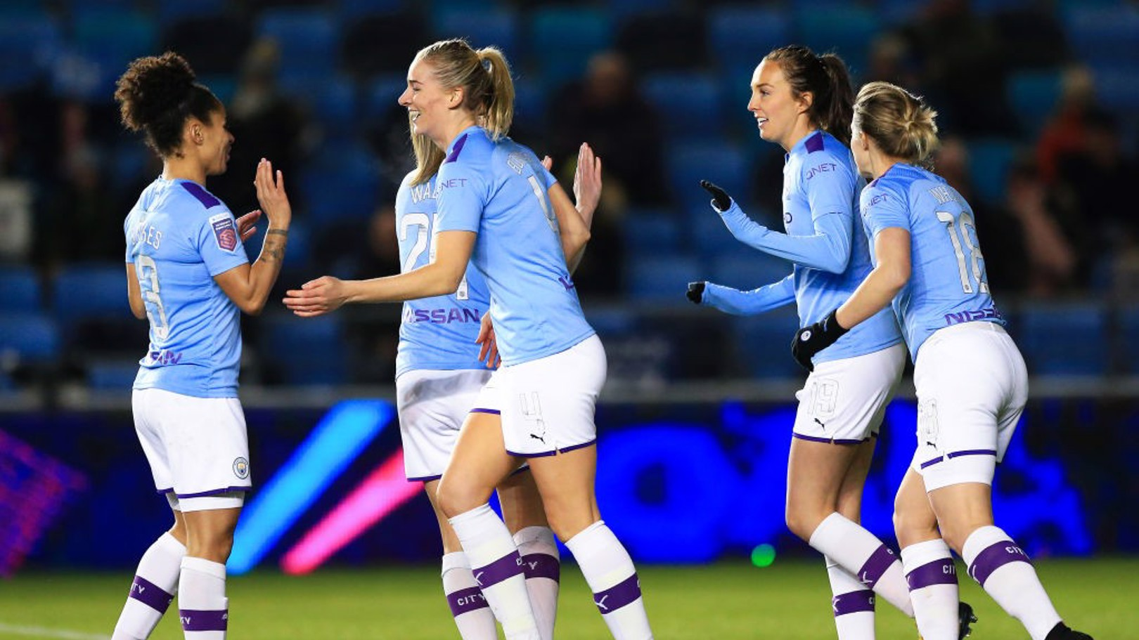Opening two 2020/21 FA WSL fixtures confirmed