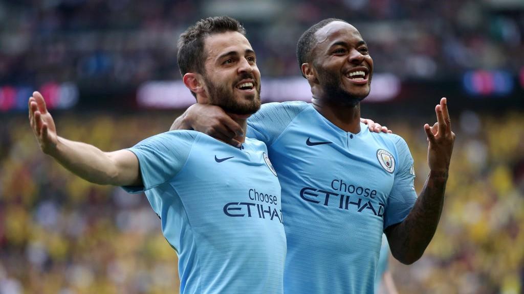 El City alza la FA Cup y hace historia