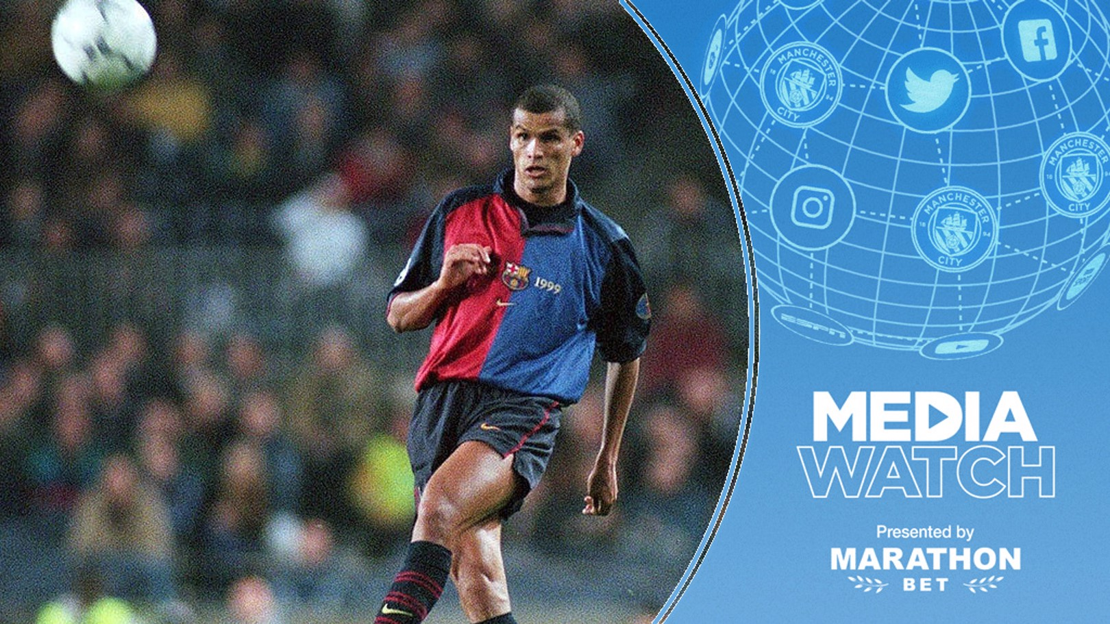 MEDIA WATCH: Rivaldo has been discussing City's chances this season.