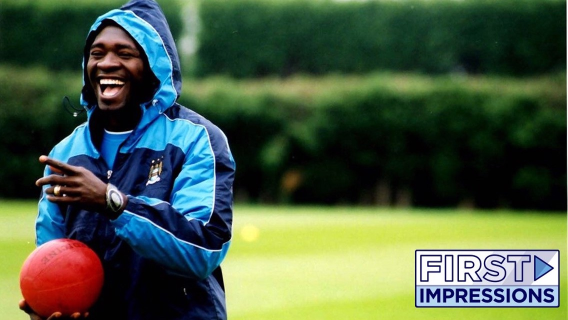 Marc Vivien Foe : Le lion indomptable