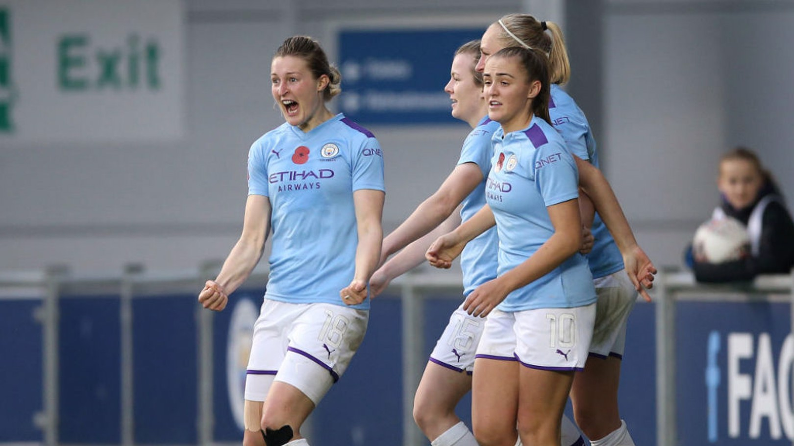 White eager to build on first City goal
