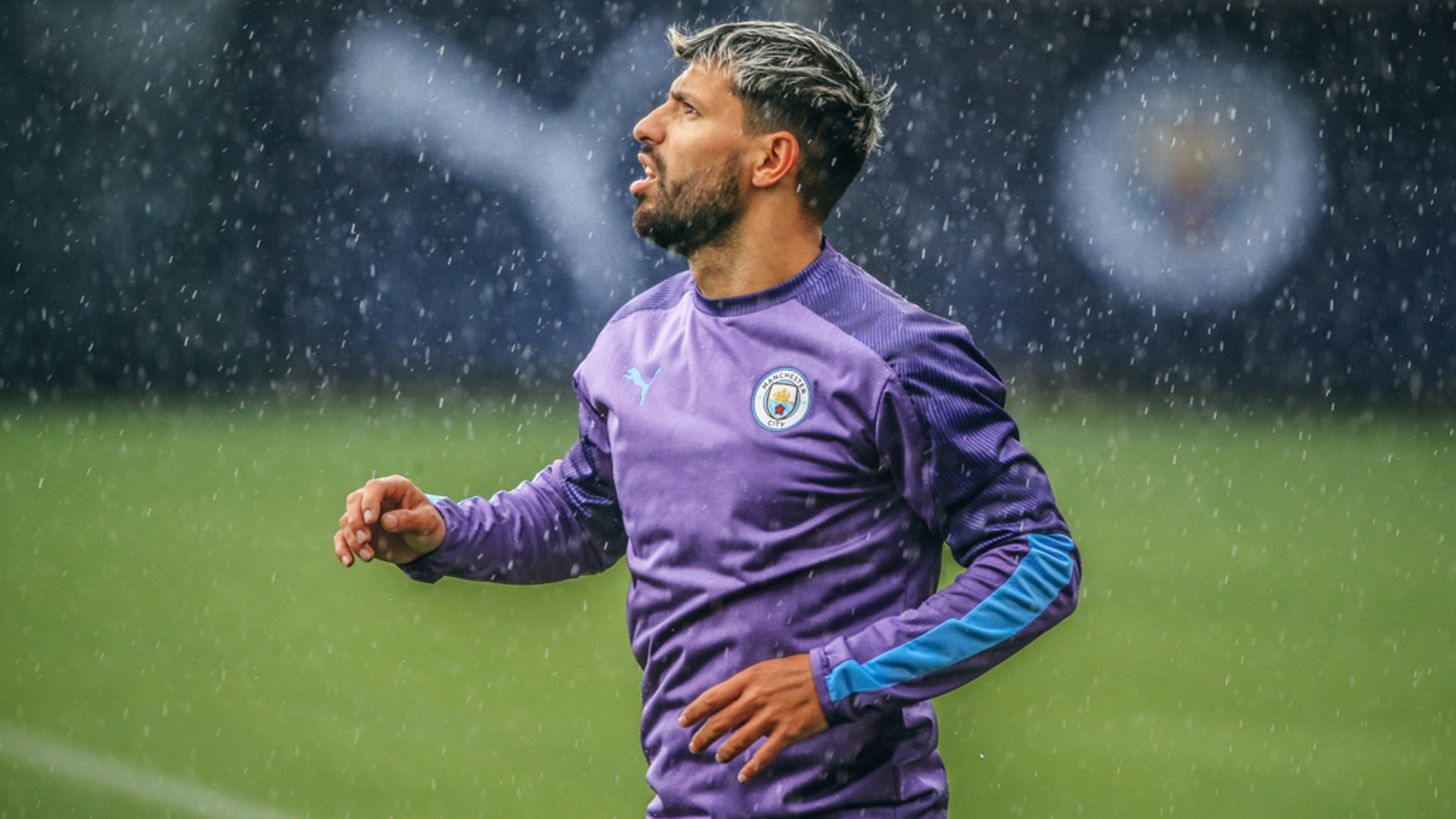 SERGIO: Dancing between the raindrops