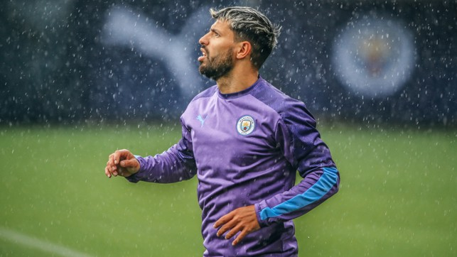 SERGIO : Dancing between the raindrops