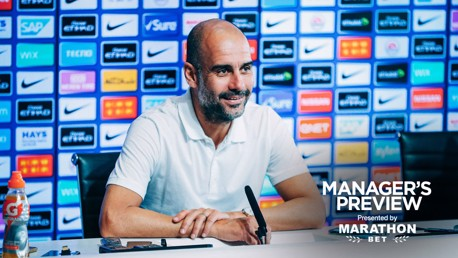 Guardiola: 'I expect the best United'