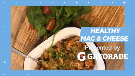 Cooking with City: Healthy Mac n Cheese