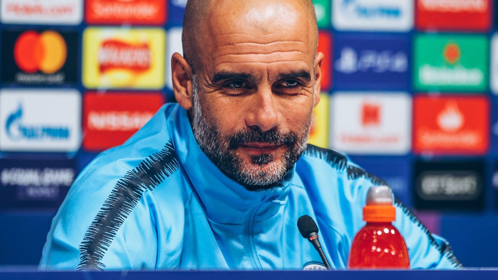 HE SAW IT : Pep knew Sunday would be D-Day