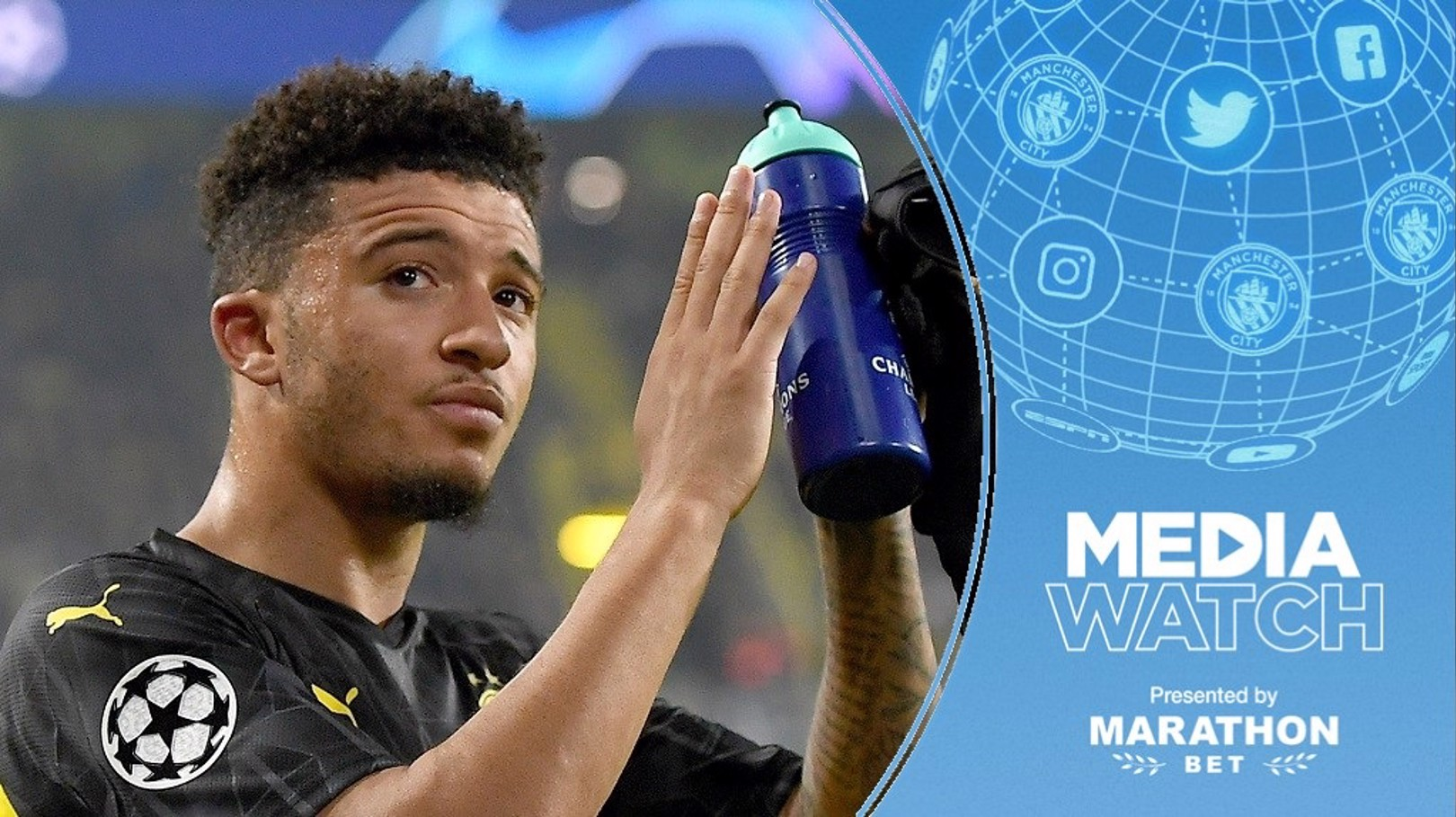 Gossip: 'City monitor Sancho situation?'