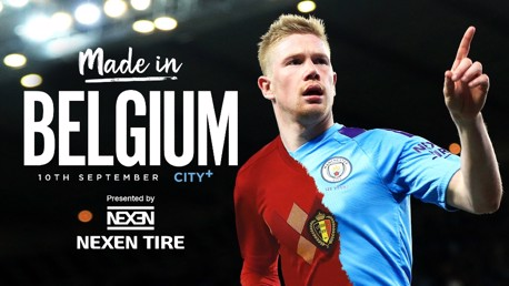 Kevin De Bruyne documentary set for release on CITY+
