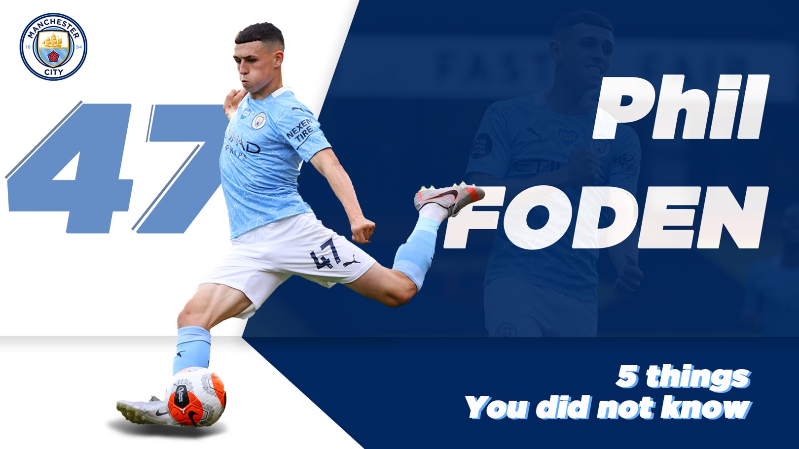 Phil foden, 5 things you did not know