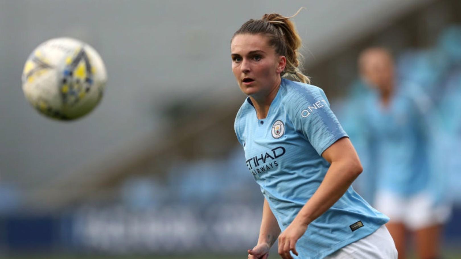 Mel Lawley et Jen Beattie quittent Manchester City