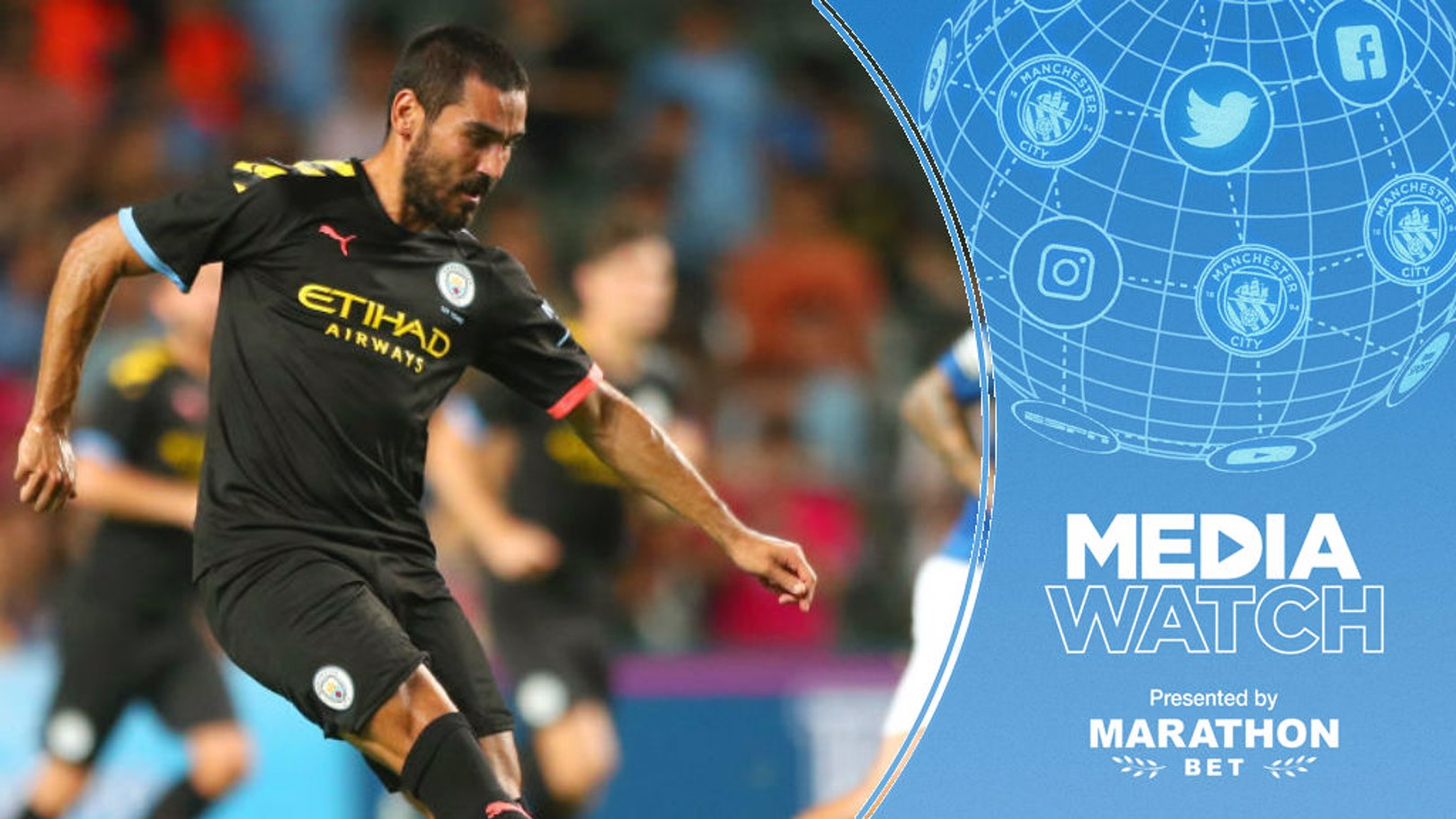 Media Watch: 'City trio ranked the best in Europe'